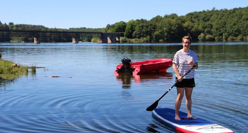 barque paddle