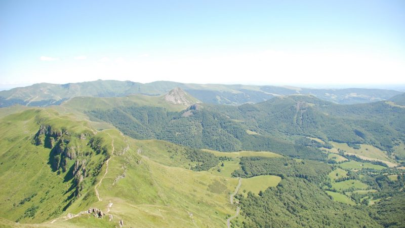 vue du Puy Mary