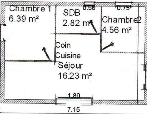 plan chalet